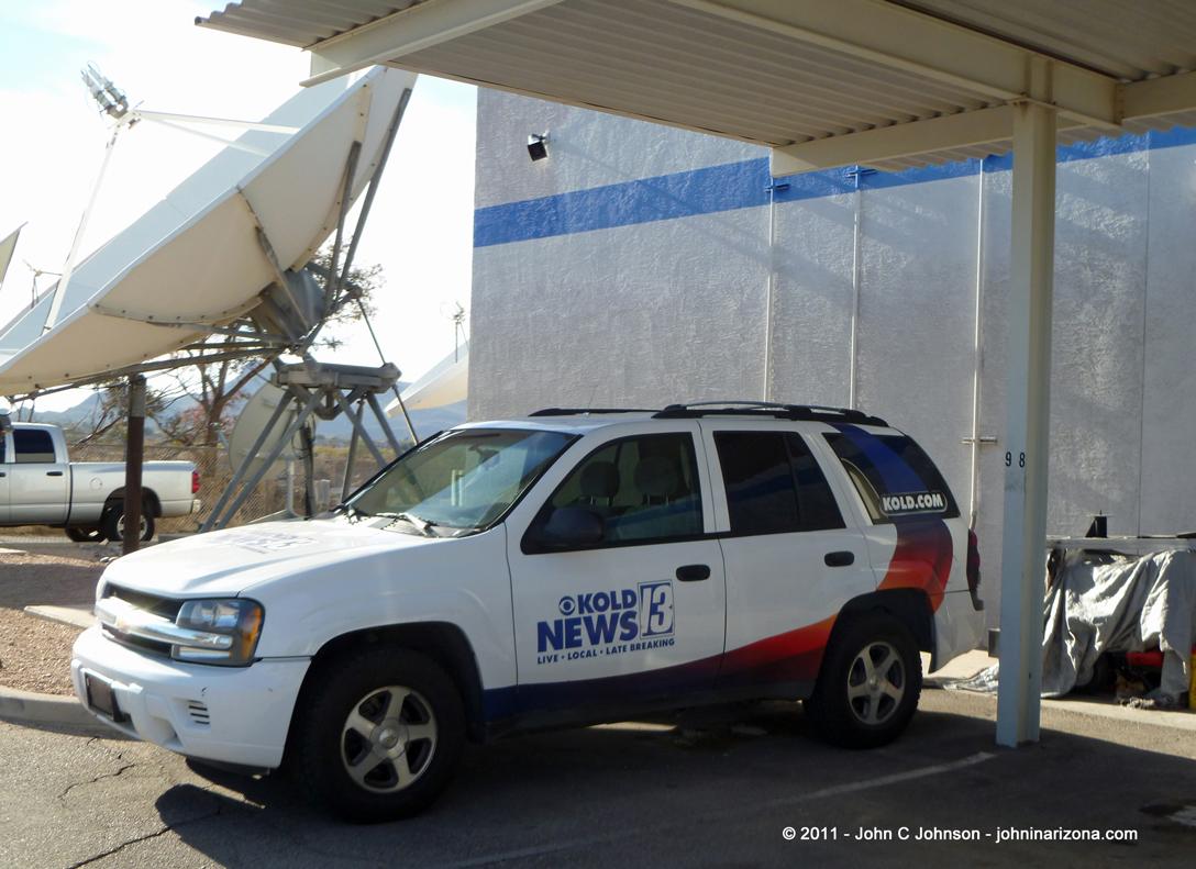 KOLD TV Channel 13 Tucson - John in Arizona - johninarizona