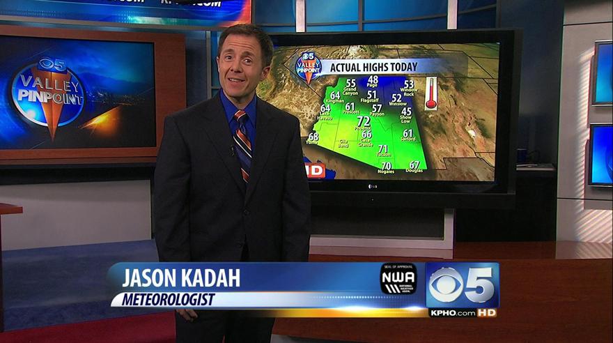KPHO TV Channel 5 Phoenix - John in Arizona - johninarizona